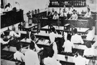 Hasil Sidang PPKI 1, 2, 3 (Tanggal 18, 19, 22 Agustus 1945)