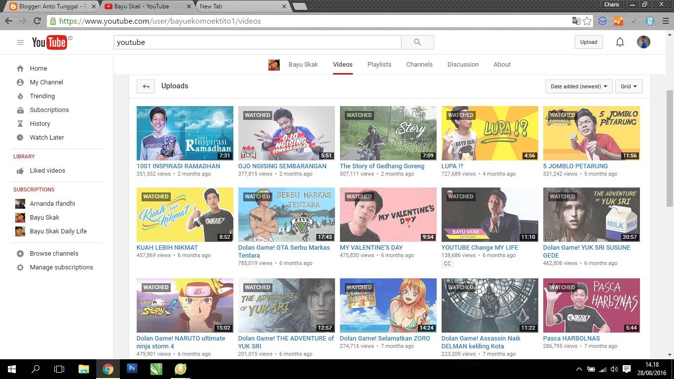 Cara Download Video di YouTube Terbaru Tanpa Software