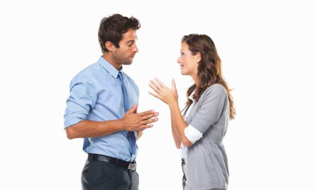 Contoh percakapan singkat 2 orang