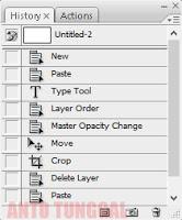 Mengenal Nama dan Fungsi Pallete pada Photoshop