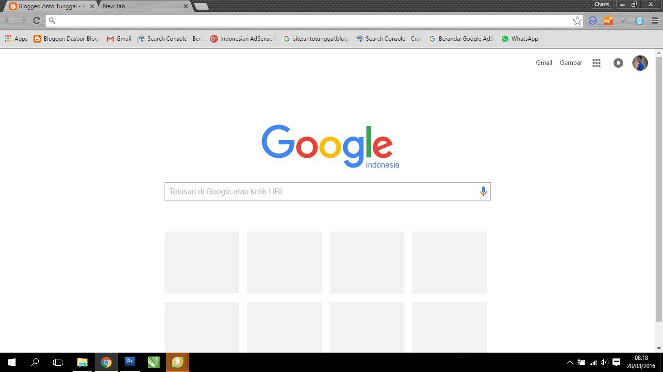 Cara Mengatasi Google Chrome Error Loading Terus Menerus