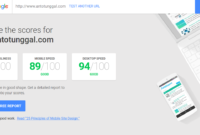 Cara Mudah Mengetahui Kecepatan Loading Blog
