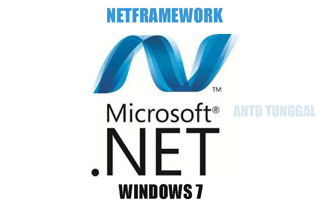 Cara Mengatasi Gagal Install Net Framework 4 dan 4.5 Windows 7