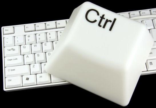 Tombol Shortcut Keyboard Ctrl + A Sampai Z