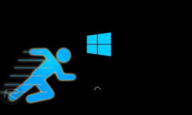 cara mempercepat startup windows 10