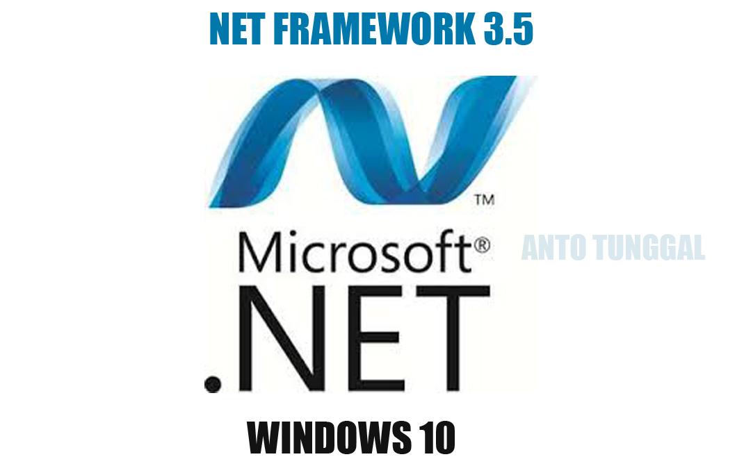 Cara Install Net Framework 3.5 Offline di Windows 10