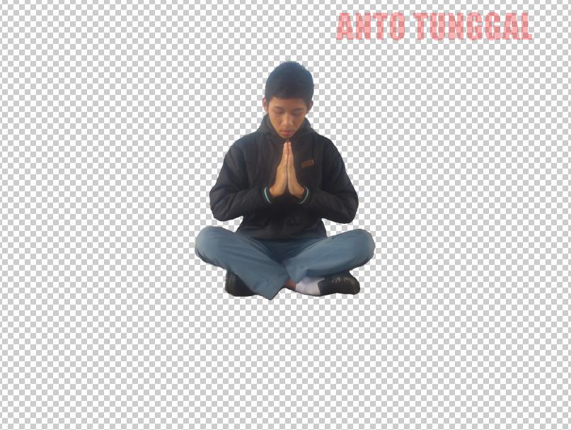 Cara Membuat Efek Levitasi (Foto Melayang) dengan Photoshop