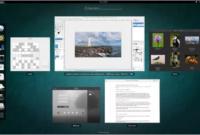 Tampilan Desktop Environment Linux Terbaik