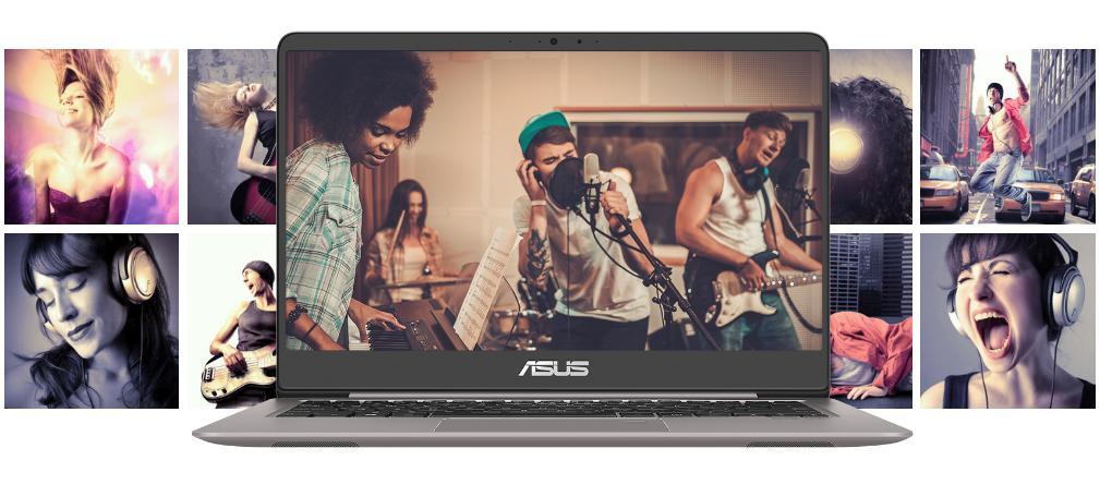 Asus ZenBook UX410UQ untuk Blogger Indonesia