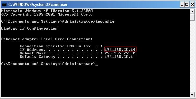 Cara Mengetahui IP Address Windows dan Linux