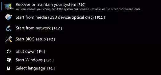 Cara Mudah Masuk BIOS Sony VAIO