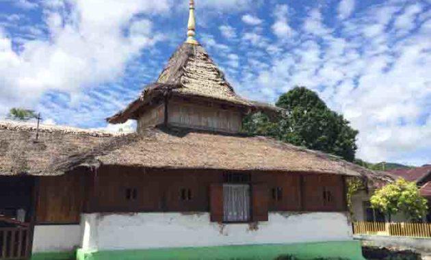 peninggalan sejarah islam di indonesia