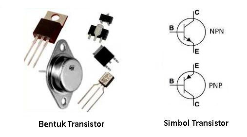Pengertian, Fungsi dan Jenis Jenis Transistor