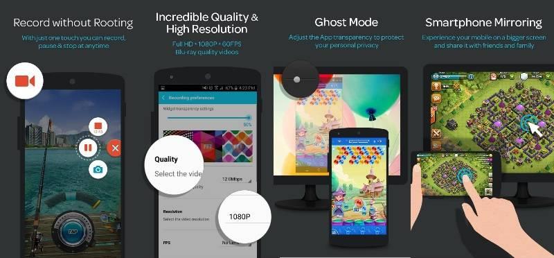 12 Aplikasi Perekam Layar Android Gratis Terbaik