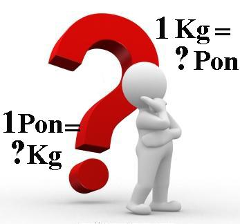 1 Pon Berapa Kg? Berikut Jawaban Selengkapnya