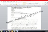 Cara Membuat Mail Merge Pada Ms.Word 2010