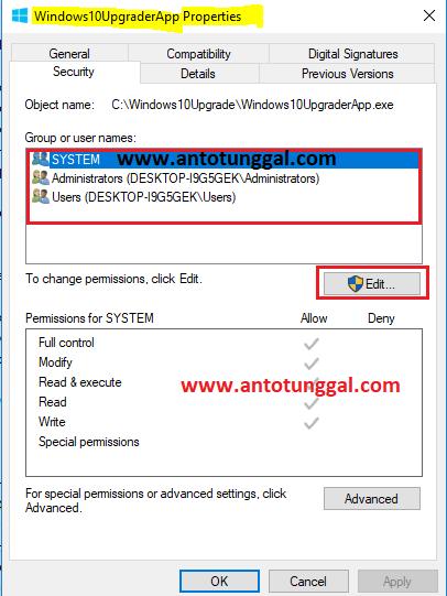 Cara Mematikan Windows 10 Update Assistant Permanen