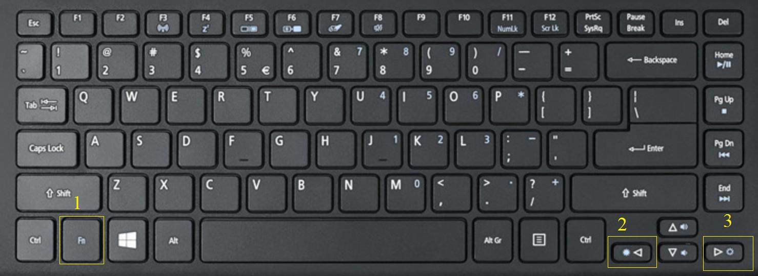 Cara Mengatur Cahaya Laptop Windows 7, 8, dan 10 Semua Merk