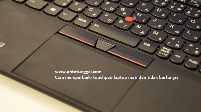 12 Cara Memperbaiki Touchpad Laptop Tidak Berfungsi