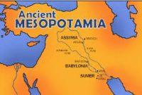 12 Peninggalan Peradaban Mesopotamia di Berbagai Bidang