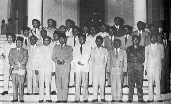 Terbentuknya Kabinet Djuanda, Program Kerja dan Proses Berakhirnya Kabinet