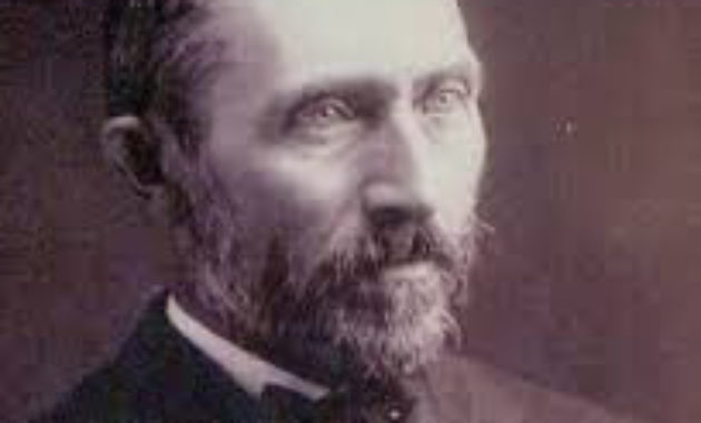 Lukisan Wajah Vincent van Gogh