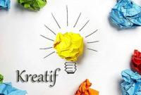 Pengertian Kreativitas dan Ciri Ciri Hasil Kreativitas Seni