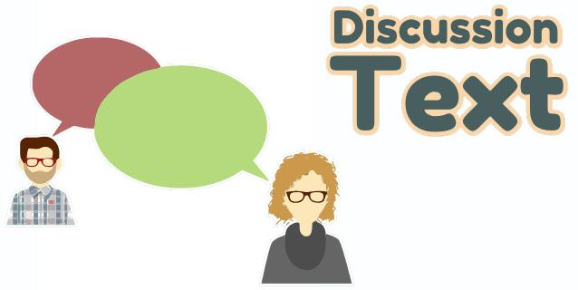 8 Contoh Discussion Text Dalam Bahasa Inggris Beserta Terjemahan
