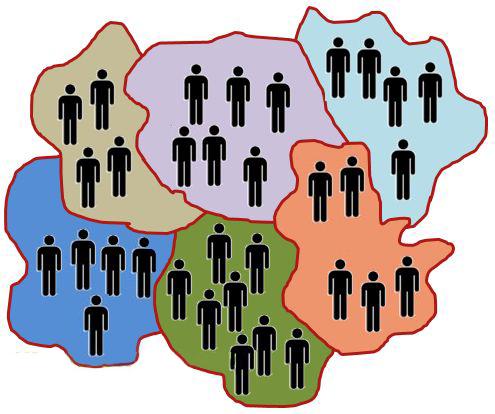 Cara Menghitung Kepadatan Penduduk (Aritmatik, Fisiologis, dan Agraris)