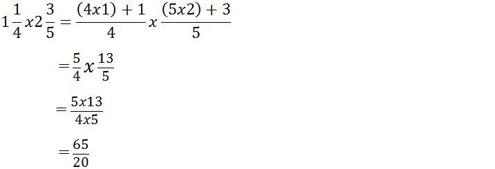 Rumus Cepat Perkalian dan Pembagian Bilangan Pecahan (Cara Mudah)