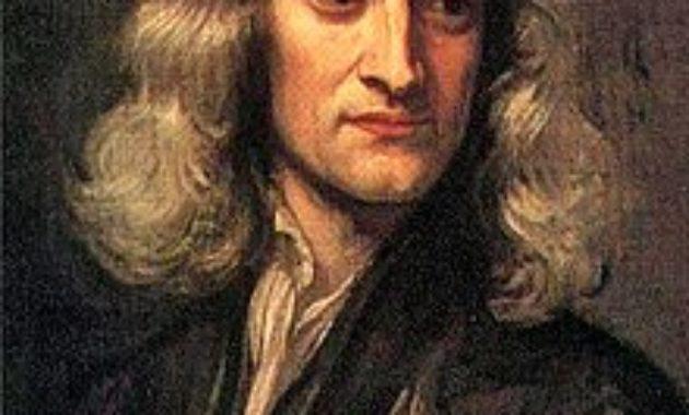 Penemu Hukum Newton 1, 2, 3