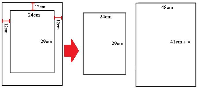 Materi Kesebangunan Bangun Datar (Pengertian, Rumus, dan Contoh)