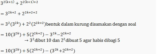 Materi Induksi dan Contoh Soal Induksi Matematika