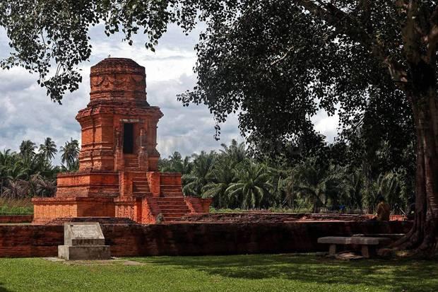 10+ Peninggalan Kerajaan Sriwijaya Beserta Gambar