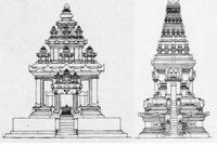 Perbedaan Bentuk Candi di Jawa Tengah dan Jawa Timur