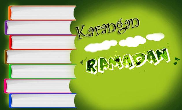 Karangan Tentang Bulan Ramadhan