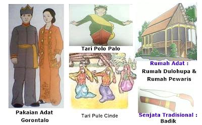 Pakaian Adat Gorontalo Beserta Keterangan dan Gambar