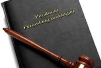 Tata Urutan Peraturan Perundang Undangan di Indonesia