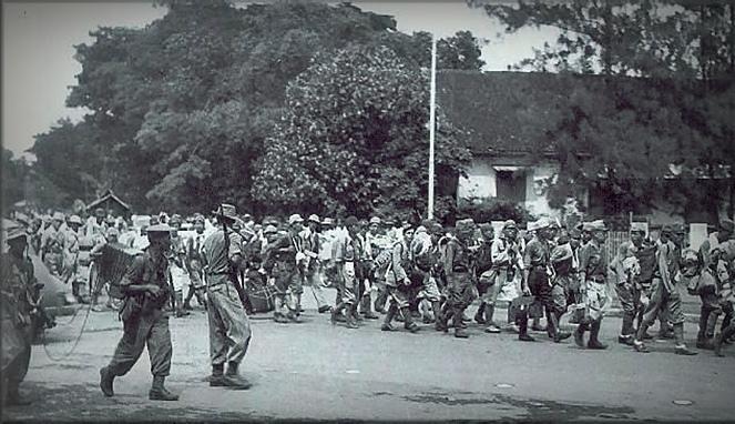Peristiwa Peperangan Lima Hari di Semarang