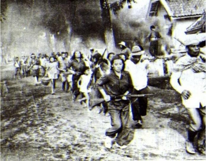 Sejarah Pertempuran Ambarawa, Medan Area, dan Bandung Lautan Api Singkat