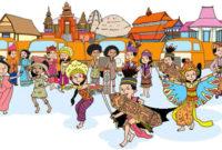 Nama Nama Tarian Daerah di Indonesia Beserta Gambarnya
