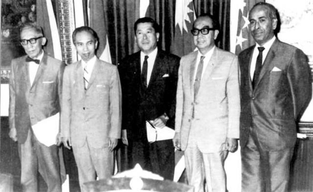 Nama Pendiri ASEAN Beserta Asal Negaranya Lengkap