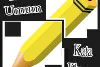 Kata Umum dan Kata Khusus: Pengertian dan Contohnya Terlengkap