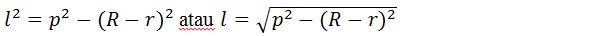 Contoh Soal Garis Singgung Lingkaran Kelas 8 Beserta Jawabannya
