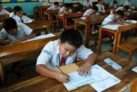 Soal UN Matematika SD dan Kunci Jawabannya Terlengkap