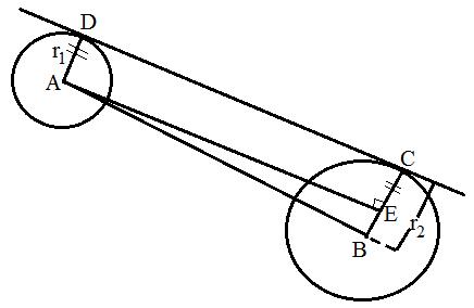 Materi Irisan Dua Lingkaran Beserta Contoh Soal Lengkap