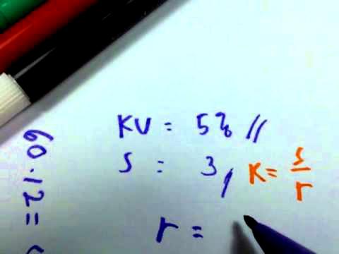 Rumus Koefisien Variasi Beserta Pengertian dan Contoh Soal