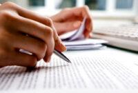 Cara Menyunting Beserta Pengertian dan Contoh Suntingan