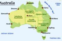 Sejarah Terbentuknya Benua Australia Lengkap
