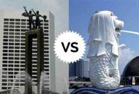 Persamaan Negara Indonesia dan Singapura Beserta Perbedaannya